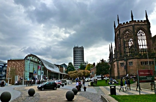 Coventry: A Global City