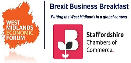 Brexit Business Breakfast: Future Prospects for Stafford & West Midlands