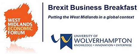 Brexit Business Breakfast: Future Prospects for Wolverhampton & the West Midlands